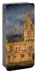 Oxford, England - Christ Church College Portable Battery Charger