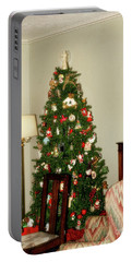 Christmas At Home Portable Battery Charger