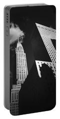 Chrysler Building - New York City Portable Battery Charger
