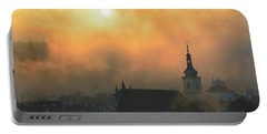 Church Of Our Lady Victorious, Prague, Czech Republic. Portable Battery Charger