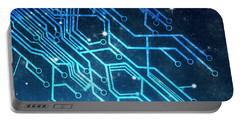 Circuit Board Technology Portable Battery Charger