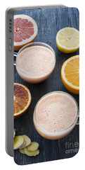 Citrus Smoothies Portable Battery Charger