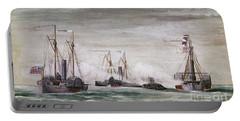Civil War: Naval Battle Portable Battery Charger