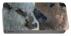 Close Knit Portable Battery Charger