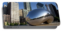 Cloudgate Reflects Portable Battery Charger
