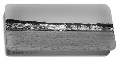 Coastline At Molle In Sweden Portable Battery Charger