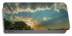 Colorado Sunset Portable Battery Charger