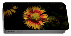Portable Battery Charger featuring the photograph Coneflower by Jay Stockhaus