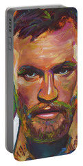 Conor Mcgregor Portable Battery Charger