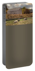 Portable Battery Charger featuring the photograph Count Your Blessings by Robin-Lee Vieira