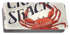 Crab Shack Portable Battery Charger