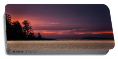 Craig Bay Sunset Portable Battery Charger