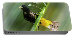 Crested Oropendola Portable Battery Charger