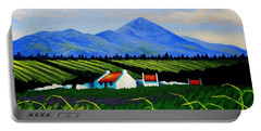Croagh Patrick County Mayo Portable Battery Charger