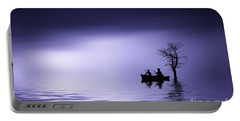 Portable Battery Charger featuring the photograph Cruise by Bess Hamiti