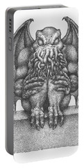 Cthulhu Idol Portable Battery Charger