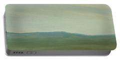 Dagrar Over Salenfjallen- Shifting Daylight Over Distant Horizon 5 Of 10_0029 91x61 Cm Portable Battery Charger