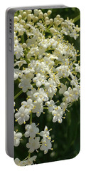 Dainty Wild Flower Portable Battery Charger