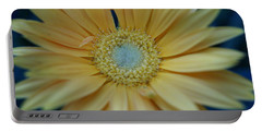 Portable Battery Charger featuring the photograph Daisy by Heidi Poulin