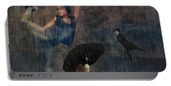 Dancing In The Rain Portable Battery Charger