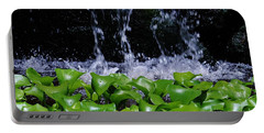 Dancing Water Portable Battery Charger