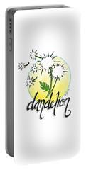 Dandelion Portable Battery Charger