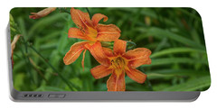 Daylily Portable Battery Charger