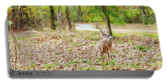 Deer Me, Are You In My Space? Portable Battery Charger