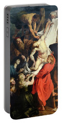 Descent From The Cross Portable Battery Charger