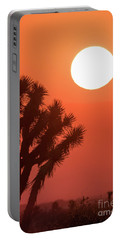 Desert Sunrise Portable Battery Charger