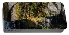 Desert Waterfall 2 Portable Battery Charger