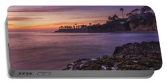 Diver's Cove Sunset Portable Battery Charger