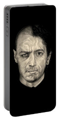 Double Jeopardy Portable Battery Charger by Fred Larucci
