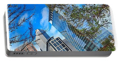 #downtown #houston On A #beautiful Portable Battery Charger