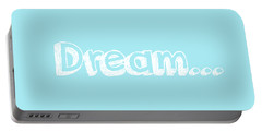 Dream Portable Battery Charger by Inspired Arts