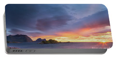 Dreamy Sunset Portable Battery Charger