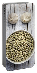 Dried Peas Portable Battery Charger