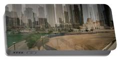 Dubai Marina  Portable Battery Charger