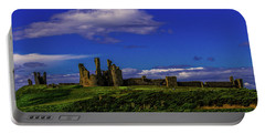 Dunstanburgh Castle Portable Battery Charger