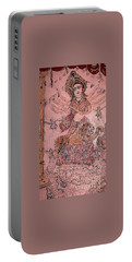Durga ,the Warrior Goddess Portable Battery Charger