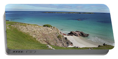 Portable Battery Charger featuring the photograph Durness - Scotland by Pat Speirs