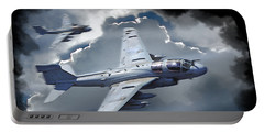 Ea-6b Prowler Portable Battery Charger