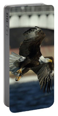 Eagle Flight Portable Battery Charger by Coby Cooper