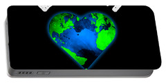 Earth Day Portable Battery Charger