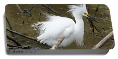 Egret Bath Portable Battery Charger