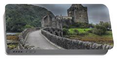 Eilean Donan Castle - Scotland Portable Battery Charger