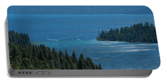 Emerald Bay Channel Portable Battery Charger