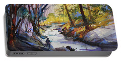 Enchanted Wilderness Portable Battery Charger