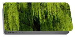 Enchanting Weeping Willow Tree  Portable Battery Charger