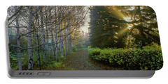 Evening Light Portable Battery Charger